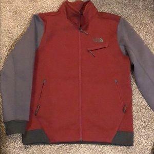 Men's The North Face zip jacket